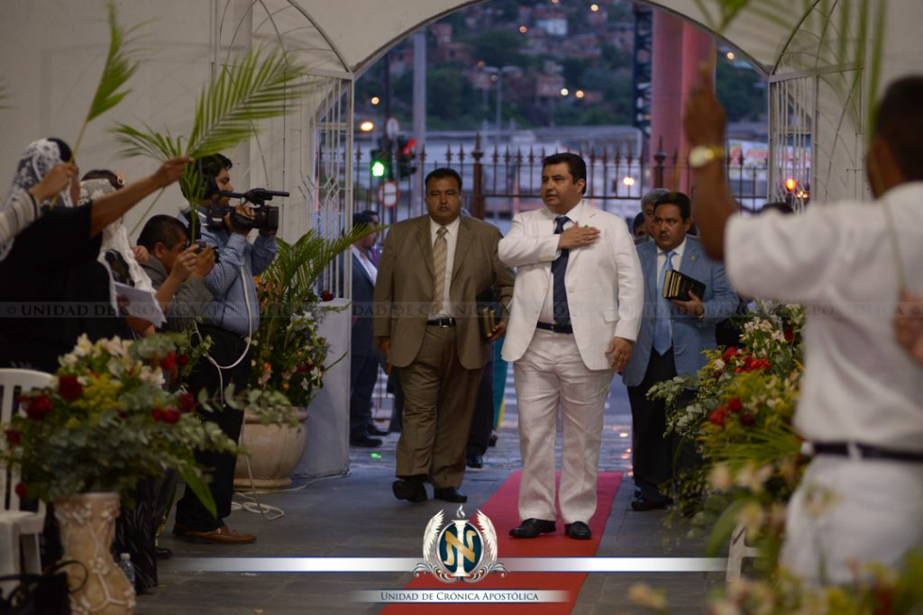 Presentación Apostólica Brasil