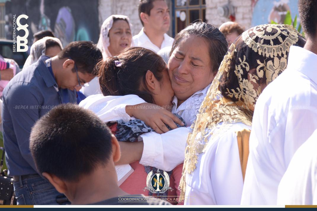 Apóstol Naasón Joaquín en Villagrán, Guanajuato. Abril 8, 2017