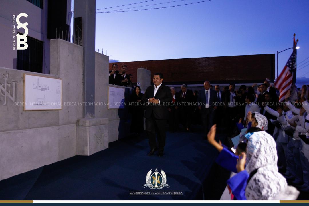 Apóstol Naasón Joaquín García visita la colonia Nazario Ortiz en Aguascalientes Mexico en la 11a Etapa de su Gira Universal 0