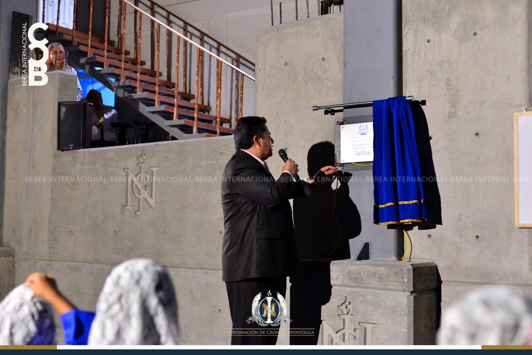Apóstol Naasón Joaquín García visita la colonia Nazario Ortiz en Aguascalientes Mexico en la 11a Etapa de su Gira Universal 5