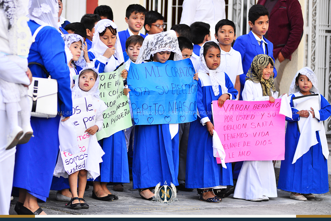 Iglesia La Luz del Mundo en colonia Lomas de Guayangareo Michoacan Mexico LLDM 0