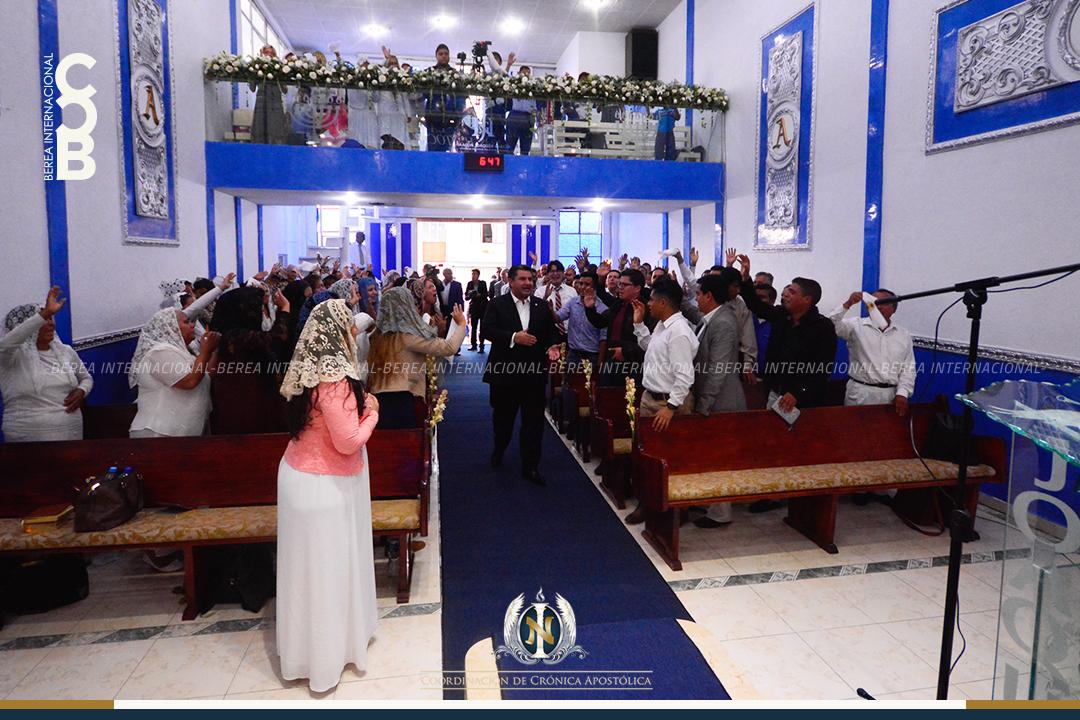 Iglesia La Luz del Mundo en colonia Lomas de Guayangareo Michoacan Mexico LLDM 3