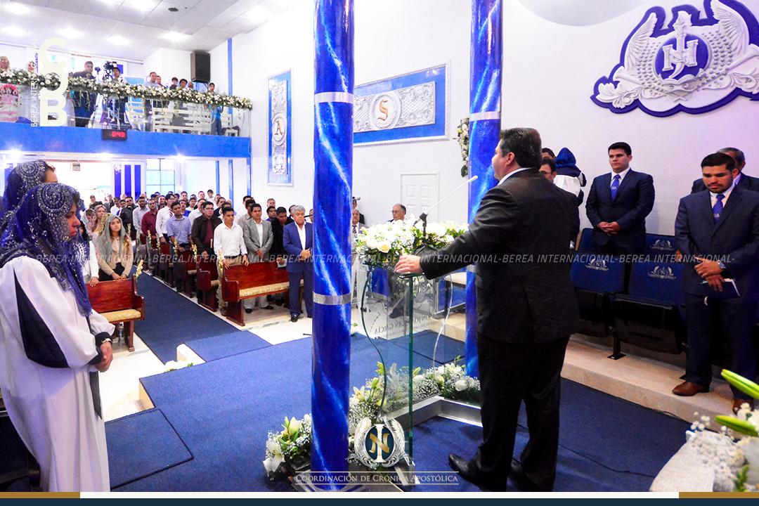 Iglesia La Luz del Mundo en colonia Lomas de Guayangareo Michoacan Mexico LLDM 5