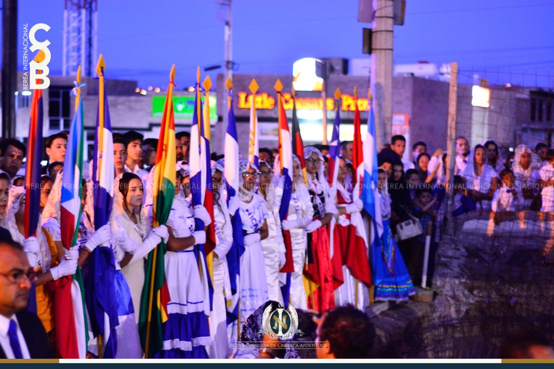 Iglesia La Luz del Mundo en la colonia Nazario Ortiz en Aguascalientes México 11
