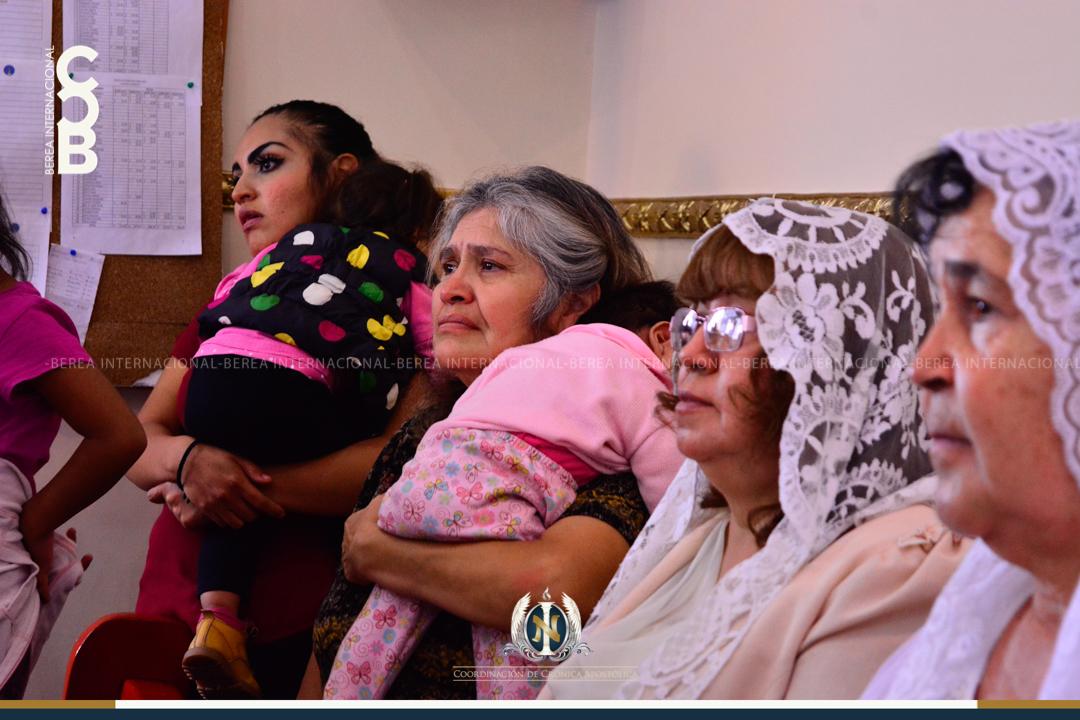 Iglesia La Luz del Mundo en la colonia Nazario Ortiz en Aguascalientes México 3